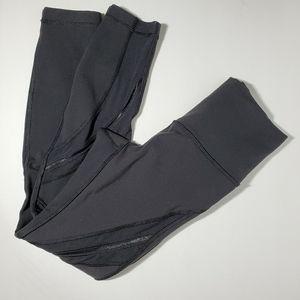 Black Lululemon Metta Leggings Size 2
